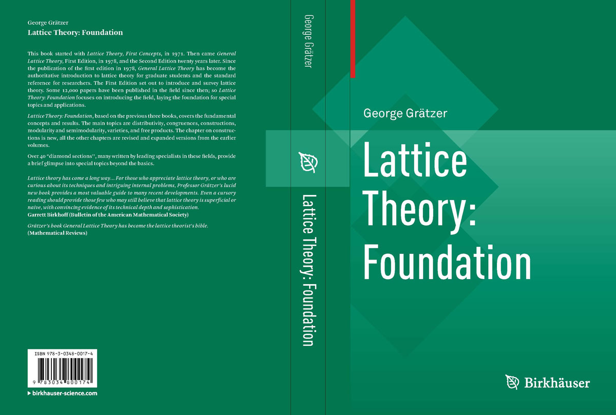 Part One: Mathematical Foundations